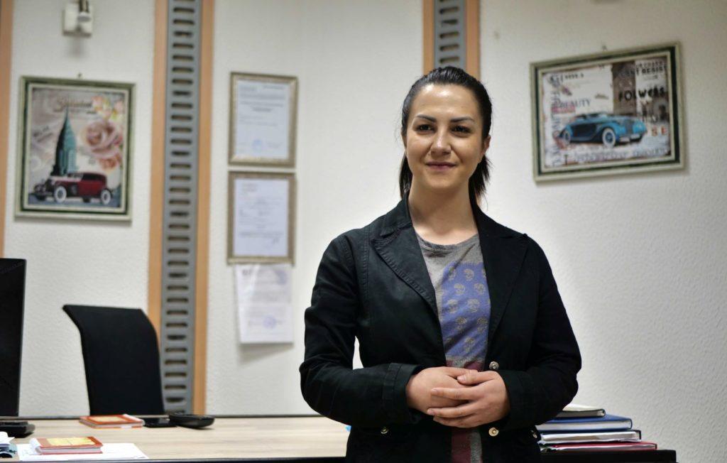 Murisa Halilović, foto Udar