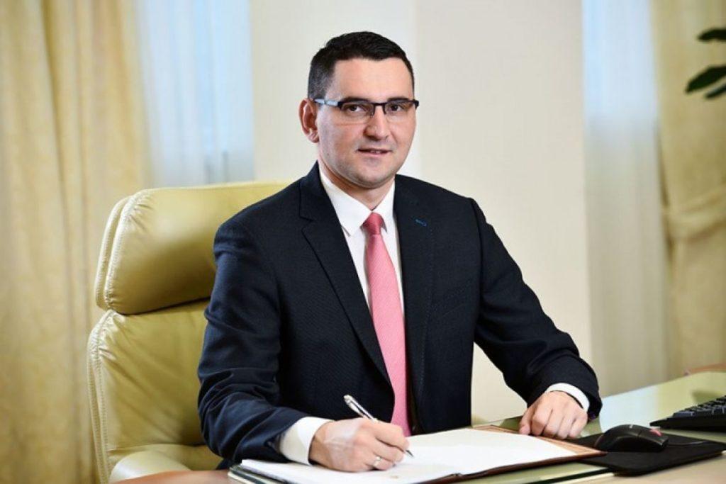 Zlatan_Klokić, prvi političar koji je zaražen Korona virusom u BiH (foto: Nezavisne novine)