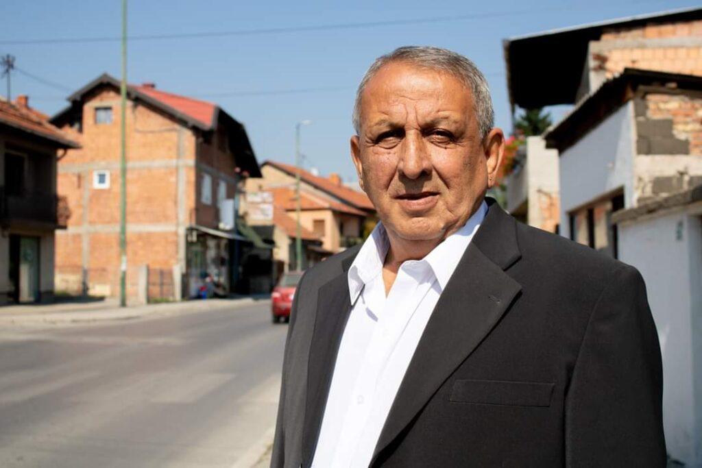 Sead Sejdić (foto SDP)